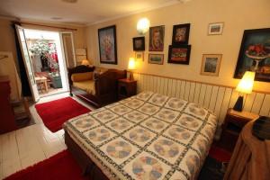 Le duplex : unteres Schlafzimmer