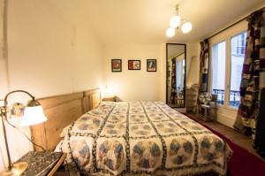 Le Top : Das erste Schlafzimmer